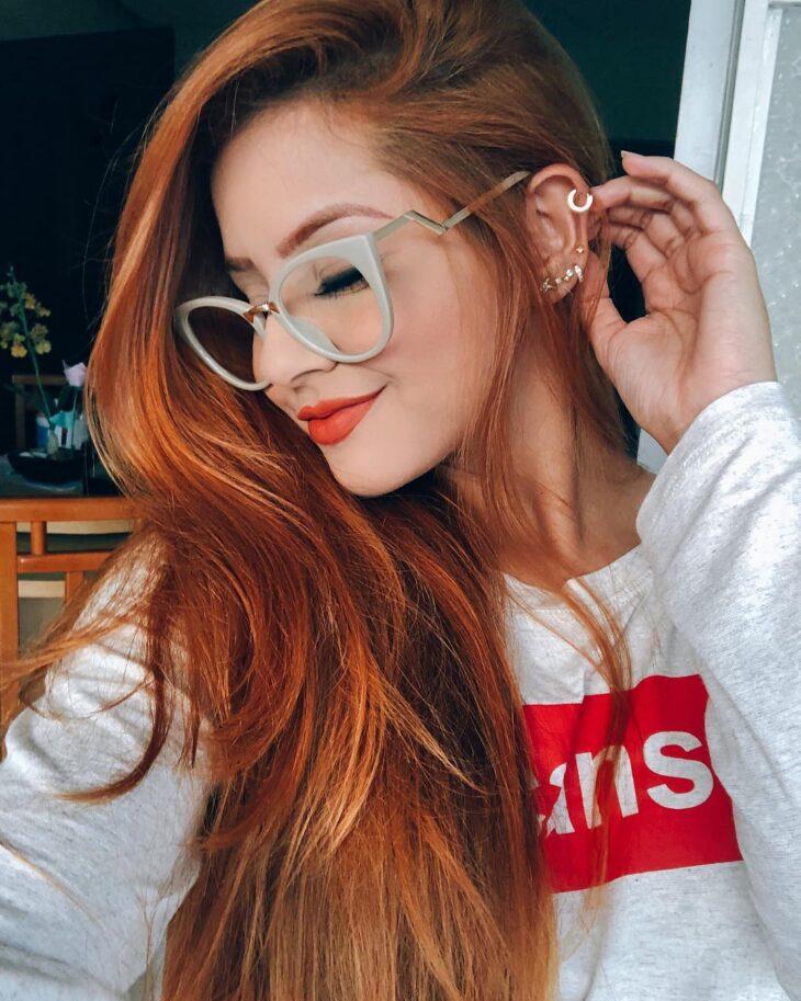 26329e27b Óculos para rosto redondo: dicas para escolher o ideal e 60 modelos