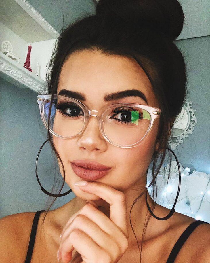 289350878 Óculos para rosto redondo: dicas para escolher o ideal e 60 modelos