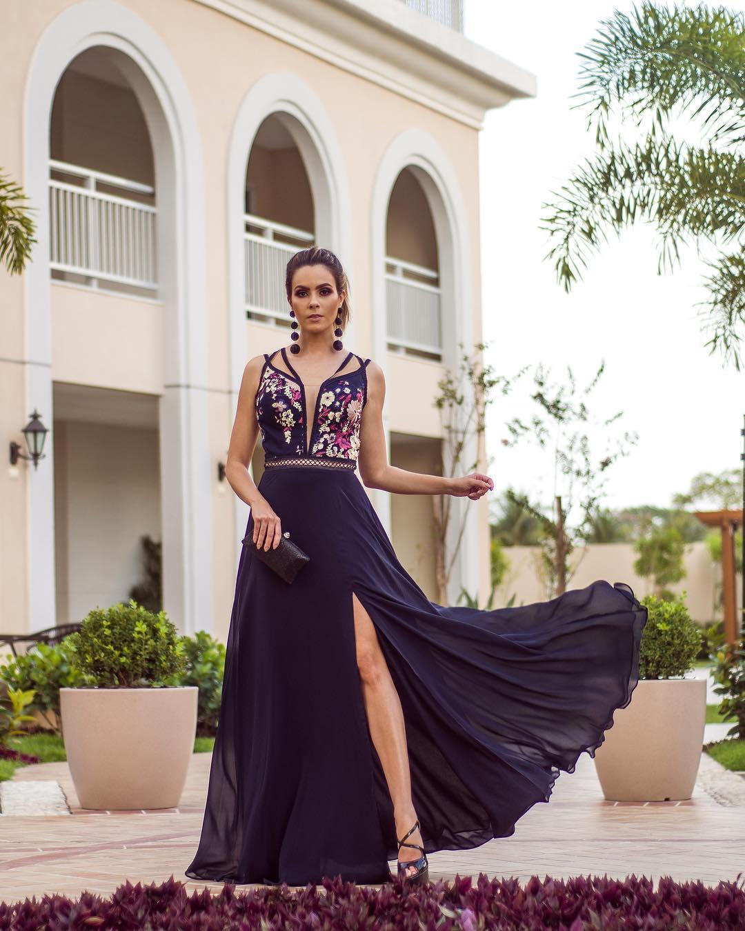 8c36c10dc2 60 modelos de vestidos longos para casamento que farão você arrasar