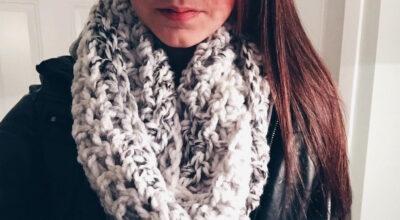 Cachecol de crochê: passo a passo e 40 modelos para se aquecer com estilo
