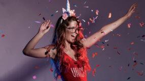 Fantasias de unicórnio: tutoriais e 30 inspirações para um look mágico