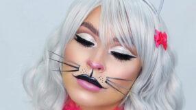 Maquiagem de gatinha: aprenda a fazer e se inspire com 20 ideias