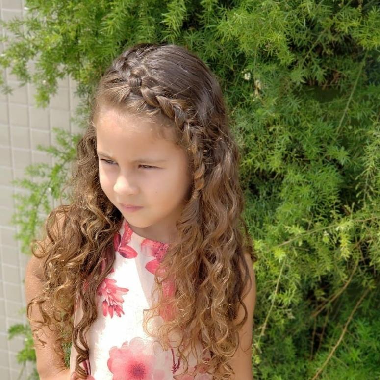 90 Penteados Para Crianças E Lindos Tutoriais Para Copiar Em
