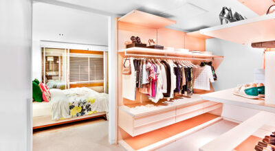 Quarto com closet: 80 projetos para inspirar o seu