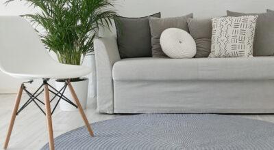 60 modelos de tapete de crochê para sala e tutoriais para fazer o seu