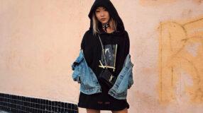 Vestido de moletom: 70 modelos para arrasar sem abrir mão do conforto