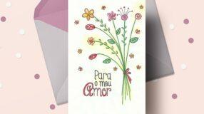 Cartão para o Dia dos Namorados: arranque suspiros de quem você ama