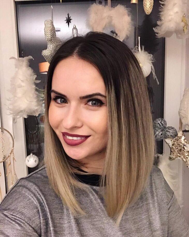 Corte de cabelo para rosto redondo 10 opções e 50 fotos