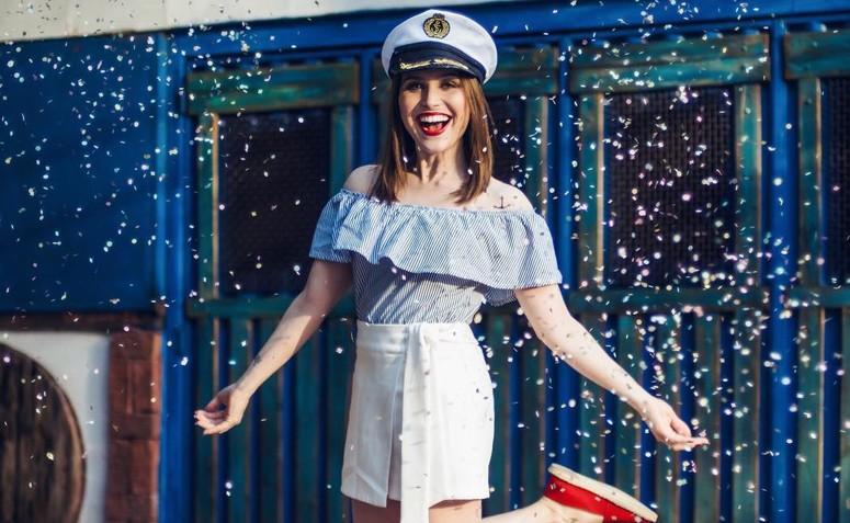 5dd18ff3a Fantasia de marinheira  inspirações e tutoriais para você se transformar