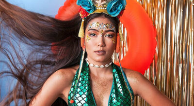 Fantasia de sereia: 25 ideias e tutoriais para você brilhar nas festas