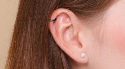 Piercing Helix: dicas, cuidados, dúvidas e inspirações