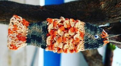 Puxa-saco de crochê: aprenda a fazer este item útil e decorativo