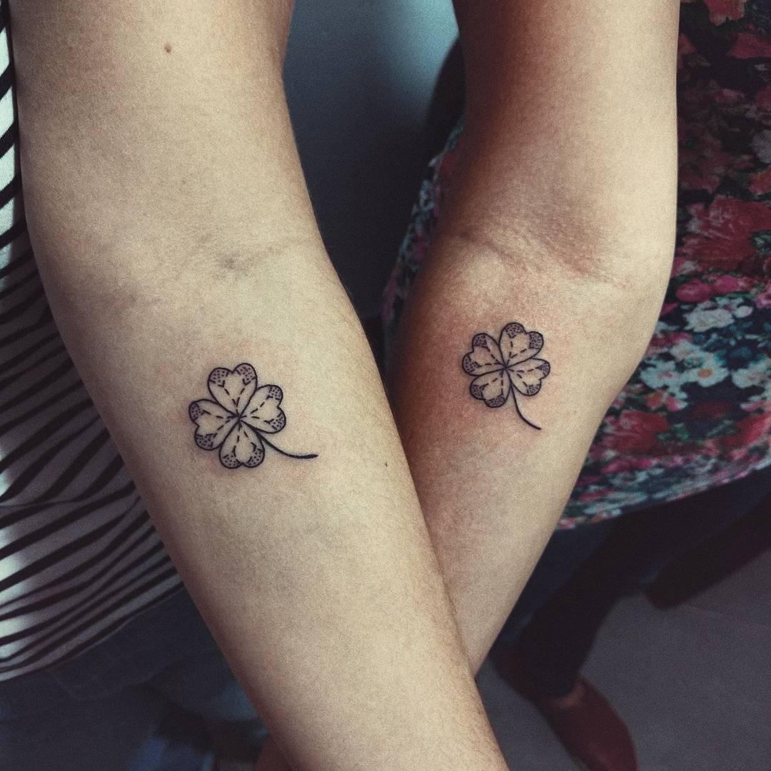 Tatuagem De Trevo Significado E 70 Ideias Para Inspirar A Sua Tattoo