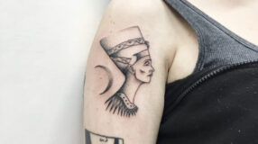 Tatuagem egípcia: 70 modelos lindos e repletos de simbologia