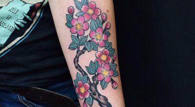 Tatuagem oriental feminina: 80 ideias milenares para você escolher a sua