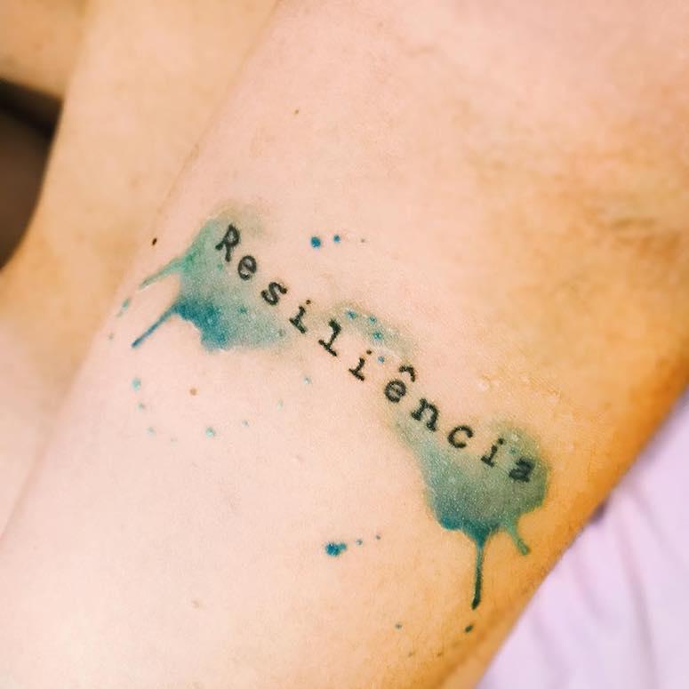 Quimica Da Gabi Tatuagem De Resiliência 50 Ideias