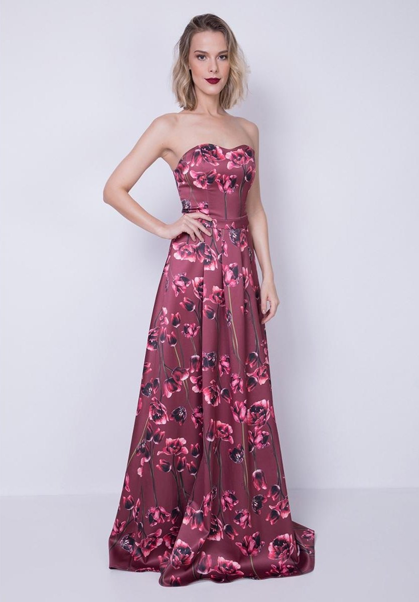 edc82bf996 84 ideias de vestido tomara que caia para todas as ocasiões (FOTOS)