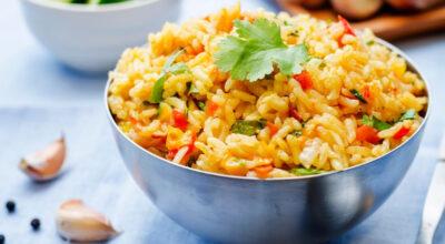 22 receitas de arroz temperado para uma refeição diferenciada