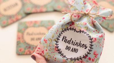 Lembrancinha para padrinhos de casamento: ideias para escolher ou fazer em casa