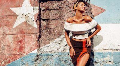 Saia longa com cropped: inspire-se em 50 combinações cheias de estilo