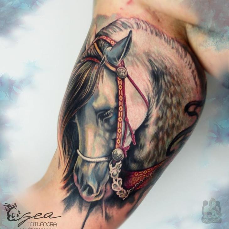 Tatuagem De Cavalo 80 Modelos Que Representam Forca E Resistencia