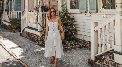 Vestidos delicados e românticos: veja modelos essenciais para seu armário