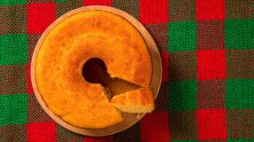 21 receitas de bolo de fubá simples que são puro aconchego