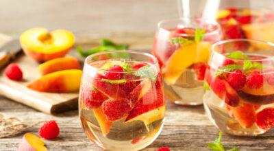 9 receitas de clericot para um drink fácil e refrescante