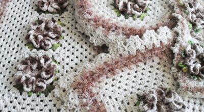 Jogo de banheiro de crochê: 80 ideias e tutoriais cheios de charme
