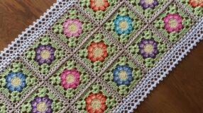 Passadeira de crochê: confira modelos e aprenda a fazer a sua