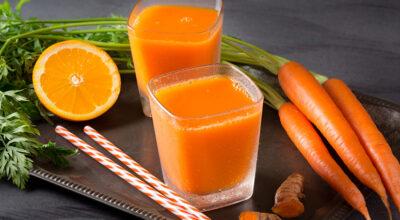 15 receitas de suco de cenoura que beneficiam sua saúde e beleza