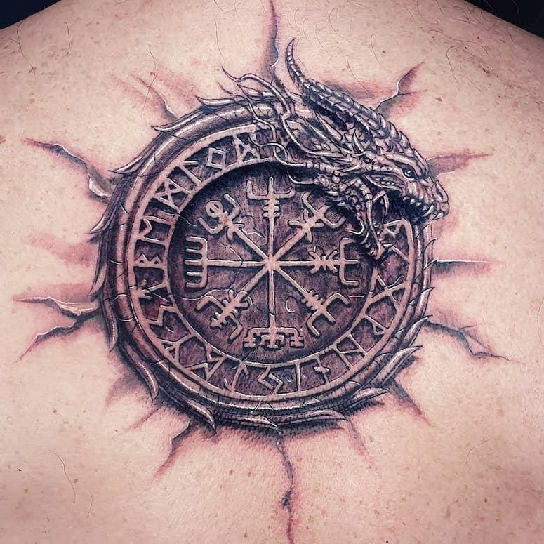 Tatuagem Realista 80 Desenhos Que Parecem De Verdade