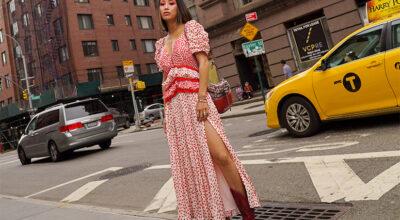 Vestido longo com fenda: 80 modelos carregados de personalidade