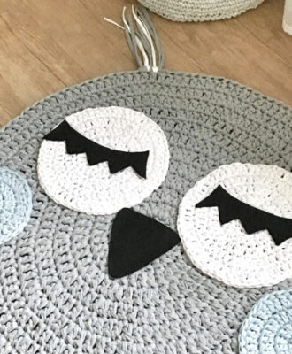 Tapete de coruja: 60 modelos para deixar seu lar aconchegante e bonito