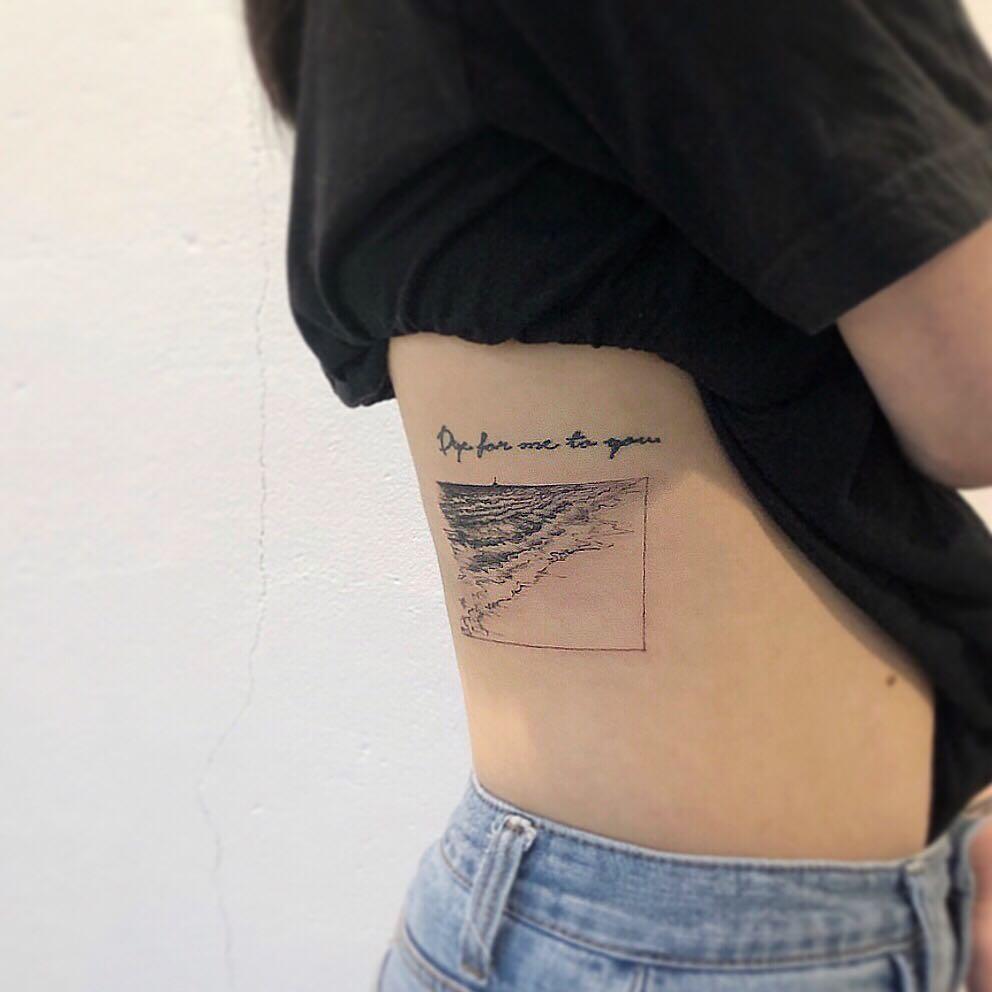 Tatuagem Na Cintura 50 Inspirações Criativas E Femininas