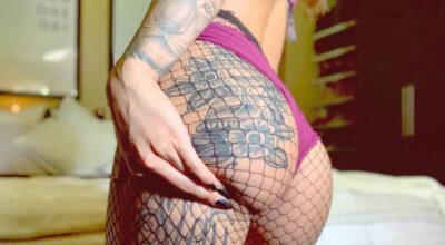 Tatuagem no bumbum: 85 inspirações de apaixonar