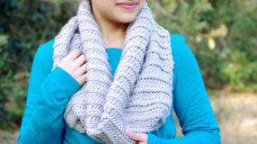 Gola de crochê: 40 fotos e como fazer essa peça quentinha