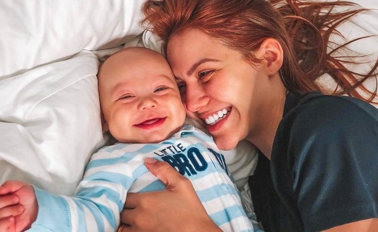 Legenda Para Foto Com Filho 90 Opções Que Expressam O Amor