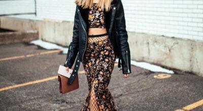75 maneiras lindíssimas e estilosas de usar saia e cropped
