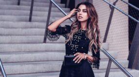 Vestido de renda para festa: 65 inspirações elegantes e estilosas