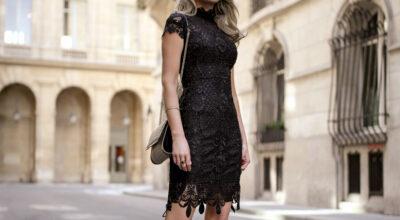 Vestido tubinho preto: 60 ideias de como usar esse modelo curinga