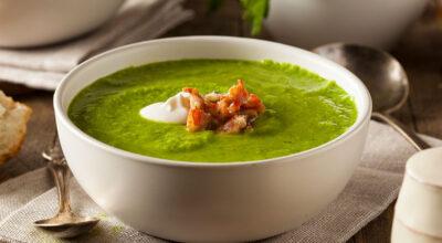 Sopa de ervilha: 6 receitas para um inverno delicioso e nutritivo