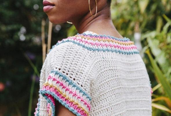 Bolero de crochê: inspire-se e aprenda a fazer essa linda peça