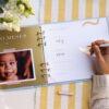 Livro do bebê: tutoriais e 25 modelos para eternizar todos os momentos