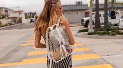 Mochila transparente: veja 50 inspirações antes de escolher a sua