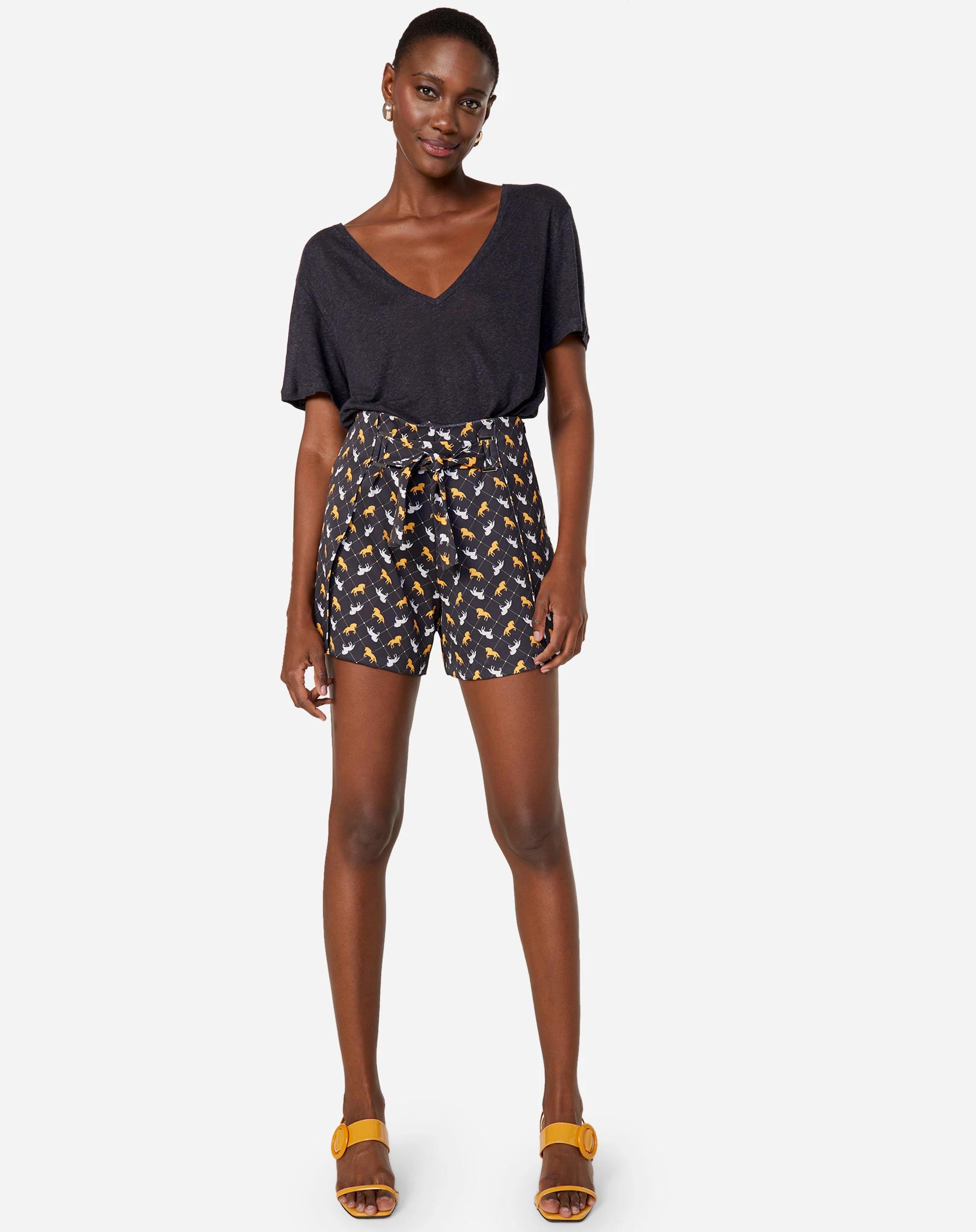 Resultado de imagem para shorts social texturizado looks