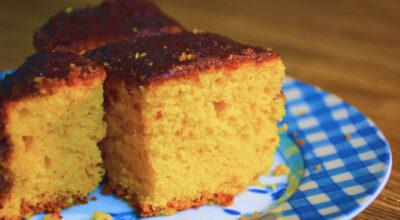 15 receitas de bolo de cenoura fit para matar o desejo de comer doce