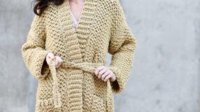 Casaco de crochê: 30 modelos para se apaixonar