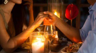 Jantar romântico: menu e decoração completos para impressionar seu amor