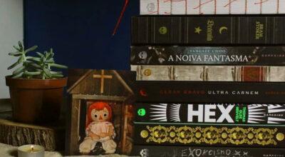 Livros de terror: 20 obras que te deixarão arrepiada de tão assustadoras